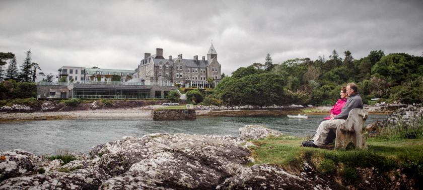 Spektakulär Irland's Westen mit dem Wild Atlantic Way